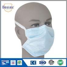First Class Disposable Aseptic Printed Face Mask