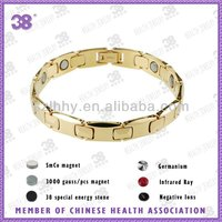2013 new arrive Tungsten magnetic bracelet