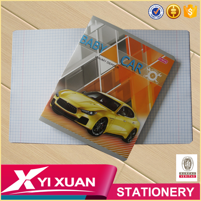 Exercise Book Cover Paper : Promotional kraft paper cover notebook printing cartoon