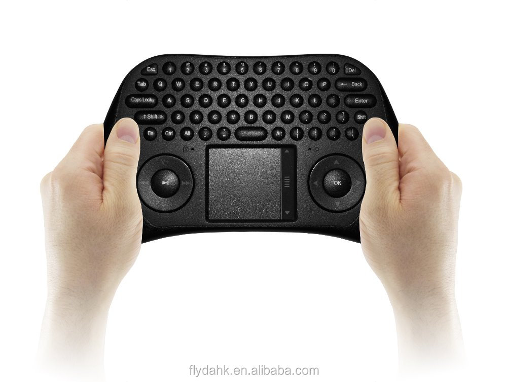 New Products Universal Remote Control for GP800 2.4G Wireless fly Air Mouse for Android TV Box/Laptop / Tablet PC / Mini PC