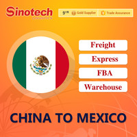 China export consolidator freight forwarding service to mexico