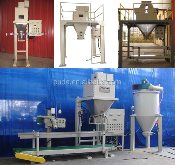 manufacturers: semi automatic 10-50kg/bag urea filling & packing machine for sale