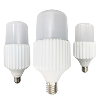 high power led bulb with aluminum housing 30w 50w 80w lamp