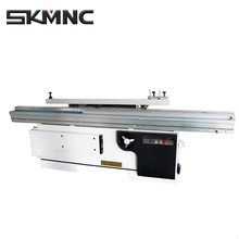 automatic precision sliding table panel saw woodworking with cnc router