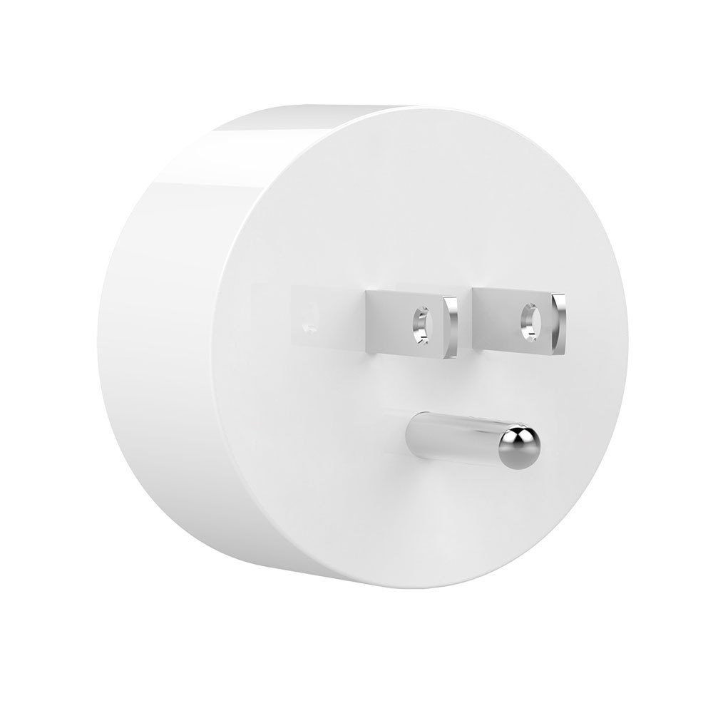 newest square Wifi Smart socket plug US voice control with Amazon Alexa,Google Home IFTTT