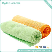Europe household customized absorbent microfiber floor clean cloth in roll