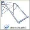 Photovoltaic generation bracket profile