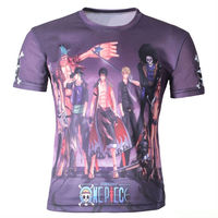 Costom high quality sublimation t-shirt manufacturers in usa