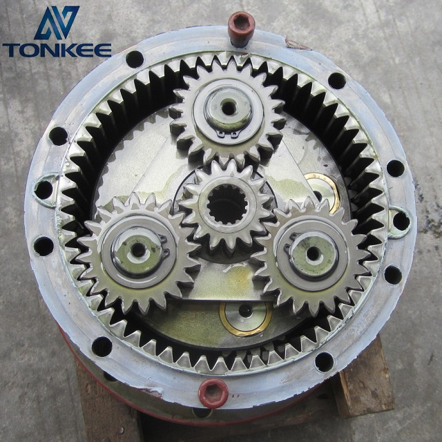 SK135SR M2X63CHB-13A swing reduction & SK135 swing gearbox for KOBELCO