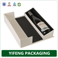 Wholesale Custom Cheap Recycled Decorate Luxury Branded Design Classic Cardboard Paper Wine Box