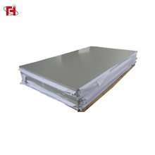 In stock thickness 0.3mm 0.4mm 0.5mm copper clad aluminum sheet 5754