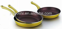 2014 China wholesale best quality ceramic non stick pans,ceramic frying pan set ,ceramic non stick pan