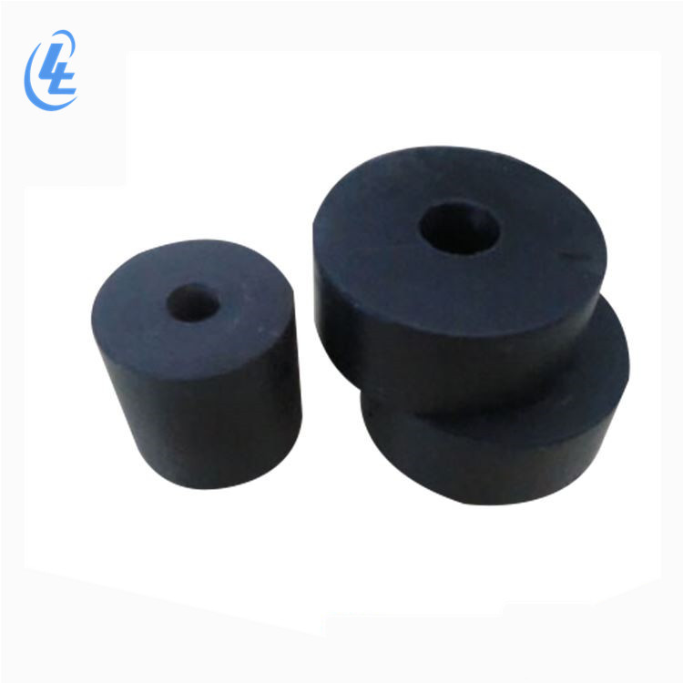 silicon rubber bung with hole