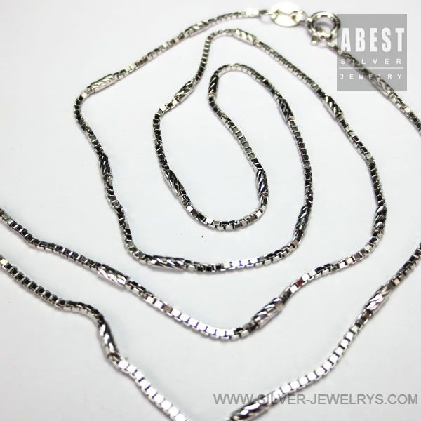 Gold Filled Jewelry Wholesale 925 Silver Chains