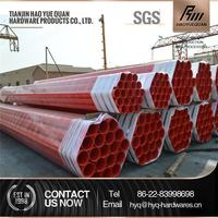 New design seamless steel pipe with CE certificate