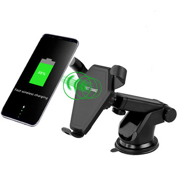 2018 New Product 360 Magnetic Car Phone Holder , Car Phone Holder With Phone Charger