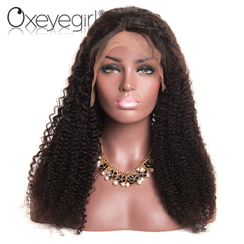 Wholesale lace frontal wig human hair kinky twist braided lace wig