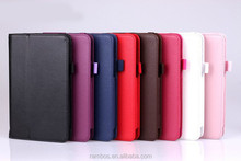 Lychee Line Flip Cover Protective Tablet PU Leather Standing Case for Asus Memo Pad HD 7 ME173