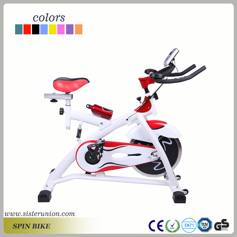 Professional Cycling Exercise Trainer Body Fitness Spin Bike