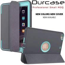 3-Layer Case Smart Cover Auto-Sleep Awake Functions New Arrival Case For New iPad 9.7 inch 2017