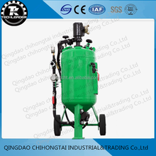 DB150 Free shiping Portable wet sand blaster/ dustless blasting machine/ Water sand blaster