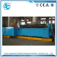 SW11XB type export to india plate bending rolling machine