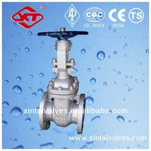 stainless steel flanged gate valve air knife gate valve fire protection gate valve