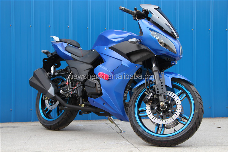 Hot Sale Model Fasion Design 80km/h 150CC Racing Motorcycle