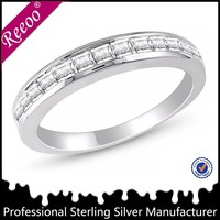 2014 fashion 925 sun silver ring for hot sale ring