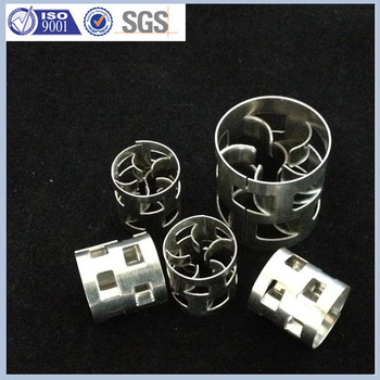 SS304, SS316 metal tower packing metal pall ring(16, 25, 38, 50, 76, 89mm)