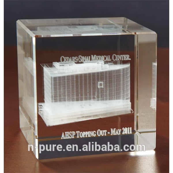 High quality best price acrylic glass block