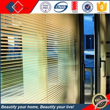 Aluminium Windows Motorized Roof Blinds Inside