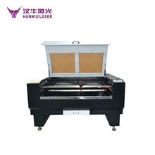 Guangzhou Hanniu Factory K1313 laser cutting&engraving machine Cheap price leather acrtlic plastic material