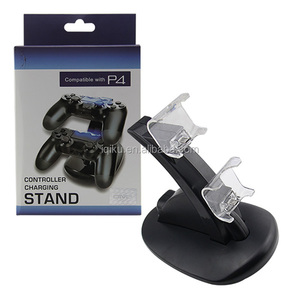 Good Quality Dual USB Charging Charger Docking Station Stand For PS4/PS4 Slim/PS4 Pro Controller