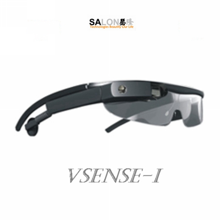 2018 Innovative Wearable Computer Android 4.3 OS Project Smart Glasses