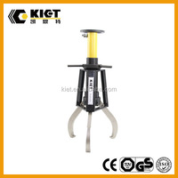 Skid-resistant 10-155ton cylinder capacity long stroke 152-336mm hydraulic gear puller long jaw hot sell