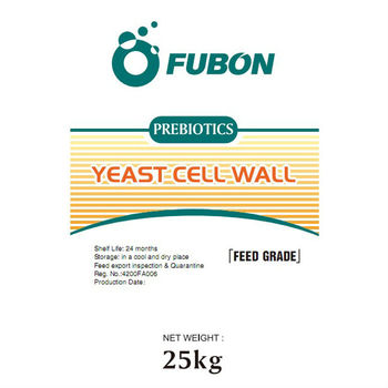 Fubon Yeast cell wall as immune stimulator and toxin absorber for Piglet Sow Poultry Aquaculture breeding