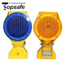 Wholesale Low Price Revolving Construction Flash Safety Warning Light