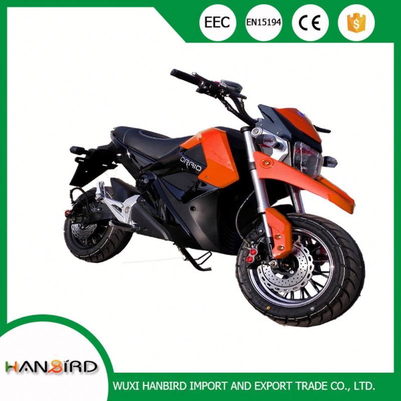 Central Motor M series 48V to 72V 2000w to 9000w Moped For Southern Asia
