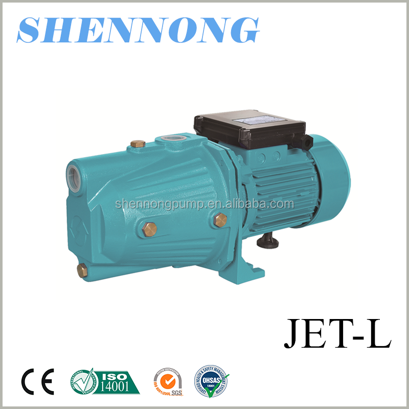 JET series china low pressure self priming water pump for irrigation