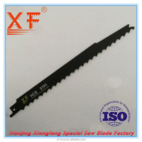 9 Inch 3TPI Coarse Cutting Tree Pruning Reciprocating Saw Blade