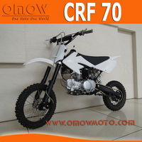 CRF70 140cc Off Road Motocicleta