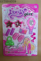 Beauty gift toy doll accessories set Make Up Sets For Girls Beauty Set