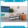 AG-BR002B professional 7 functions linak motor ICU nursing cheap hospital bed
