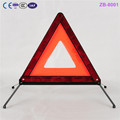 hot sale Car Accessory Red Safety Reflective Warning Triangle
