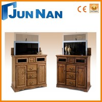 new design remote control motorized tv lift for cabinet