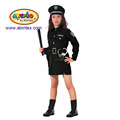 Police GIRL costume (09-126C) for party costume with ARTPRO brand