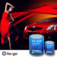 Long lasting good price glossy refinish 2K car paint