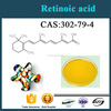 Best supplier for high purity Retinoic Acid ,Retinoic Acid powder, Tretinoin powder CAS:302-79-4