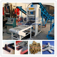 High technology safety operation charcoal tablet hydraulic machine, shisha hookah briquetting machine